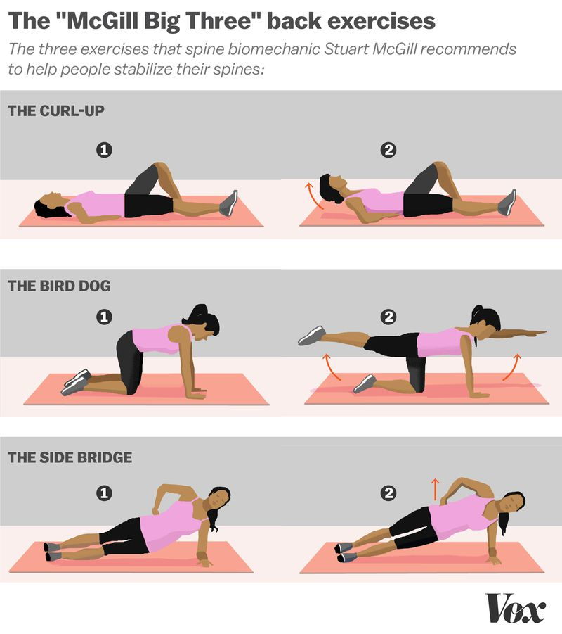 The 3 Best Exercises To Prevent Low Back Pain Mona Vale